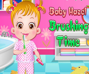 baby hazel games list