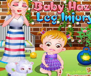 Baby Hazel Games Part 3
