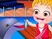 Baby Hazel Dolphin Tour