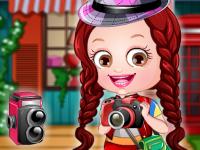 Baby Hazel Photographer Dressup
